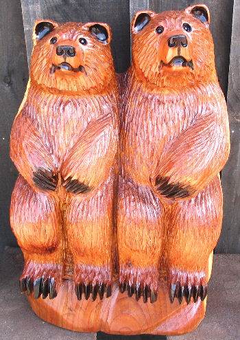 Redwood Sweetheart Bears