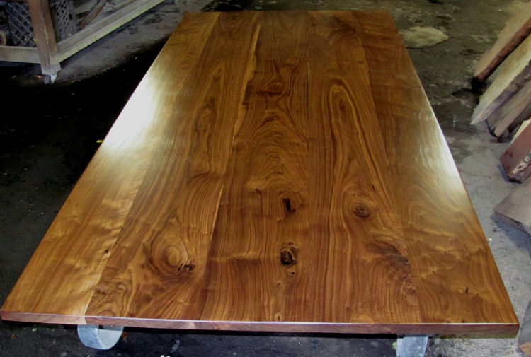 Solid Walnut Slab