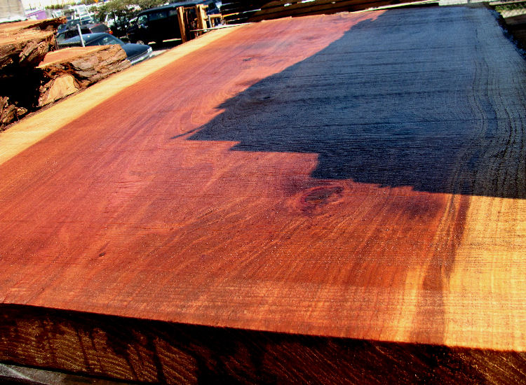 Redwood Natural Edge Slabs (8 in stock)