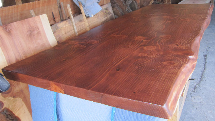 Redwood Dining Table Top -SOLD!