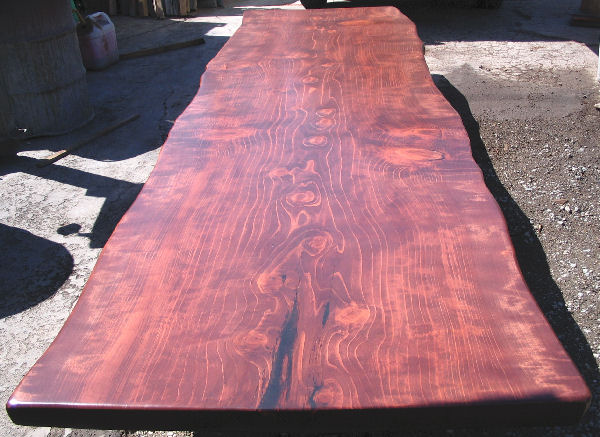 Redwood Conference Table Top