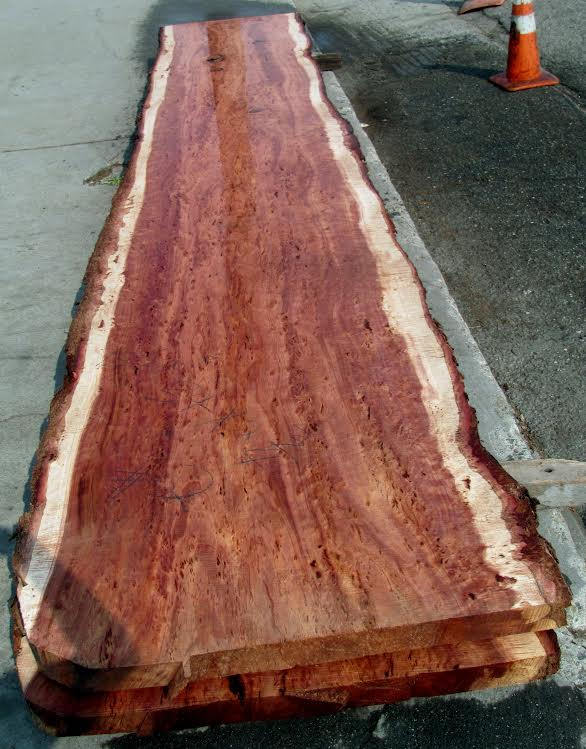 Redwood Burl Slabs (6 in stock)