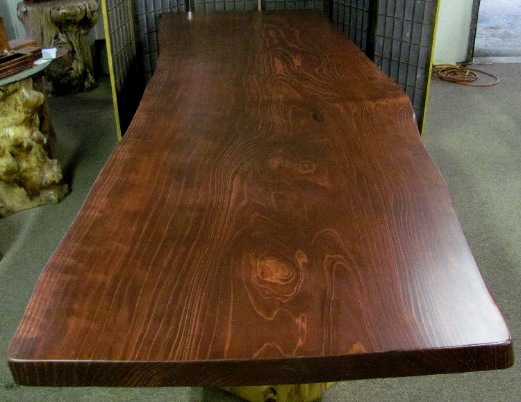 Redwood Dining Table Top