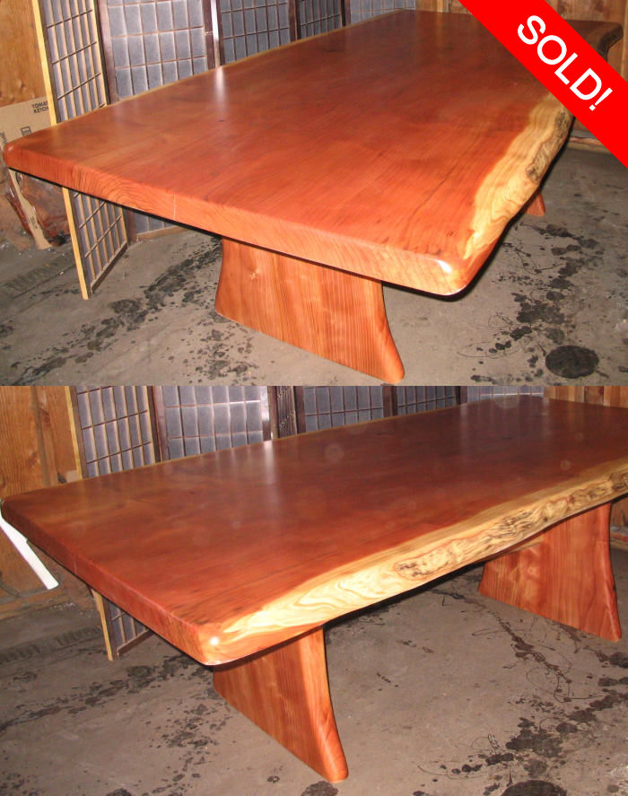 Redwood Dining or Conference Table