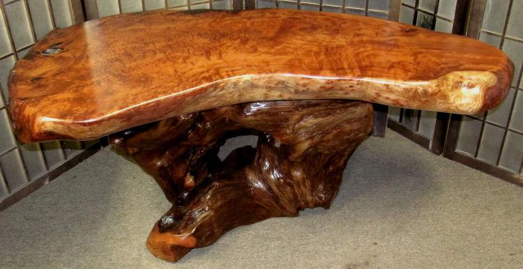 Redwood Burl By Artisan Burlwood
